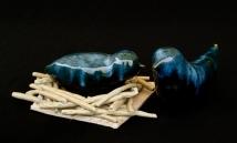 Nurture, stoneware and glaze